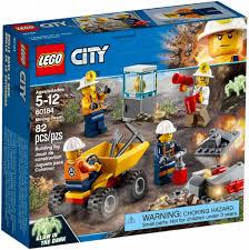 100 Lego City Dump Truck LEGO Mining Team 60184 CWJoost 100 LEGO
