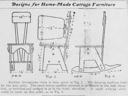 File:Designs For Homemade Cottage Furniture (1904) - Dining Room ... Best Antique Rocking Chairs 2018 Chair And Old Wooden Barrel Beside Large Pine Cupboard In Carolina Cottage Mission Rocker Missionshaker Chestnut Vinyl Chair Traditional Country Cottage Style Keynsham Bristol Gumtree And Snow On Cottage Porch Winter Tote Bag The Sag Harbor Seibels Boutique Fniture Little Company Heritage High Fan Back Black Rigby Sold Pink Rocking Nursery Distressed Rustic Suite With Rocking Chair Halifax West Yorkshire 20th Century Style Cane Seat