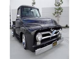1955 Ford F100 - Antique Car - Culver City, CA 90233 132949 1955 Ford F100 Rk Motors Classic Cars For Sale 2wd Regular Cab Sale Near Birmingham Alabama 2142317 Hemmings Motor News 10 Vintage Pickups Under 12000 The Drive Listing Id Cc81091 Classiccarscom Pickup Truck For Best Image Kusaboshicom Bsi 1956 X100 Boasts Fseries Looks Coyote V8 Power Cc1133652 346050 Rear Wheel Michigan Muscle Old Panel F270 Kissimmee 2015 87400 Mcg