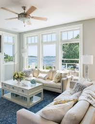 100 Beach Style Living Room Decorating Ideas