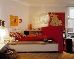 raumteiler als trennwand für wohnzimmer schlafzimmer