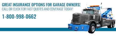 Ohio Tow Truck Insurance | Garage Keepers Insurance