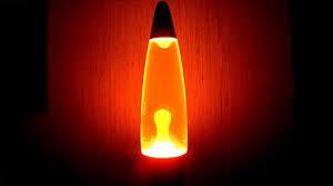 Plasma Lava Lamp Uk by Orange Lava Lamp Youtube