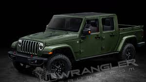 100 4 Door Jeep Truck 2018 Wrangler Scrambler Pickup Name And Diesel Engine Option