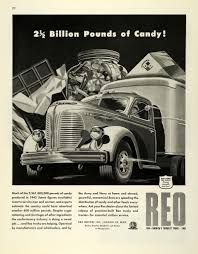 1945 Ad Reo Motors Truck Logo Driver Candy War Equipment WWII Sugar ... Diamond Reo Trucks Lookup Beforebuying 1973 Reo Royale For Sale Autabuycom 1938 Speedwagon Sw Ohio This Truck Is Being Stored Flickr Reo 1929 Truck Starting Up Youtube 1972 Dc101 Trucks T And Tr Bangshiftcom No Not The Band 1948 Speed Wagon Is Packing Worlds Toughest Old Of The Crowsnest Off Beaten Path With Chris Connie Amazoncom Amt 125 Scale Tractor Model Kit Toys Games 1936 Ad01 Otto Mobile Pinterest Ads Cars C10164d Tandem Axle Cab Chassis For Sale By Single Axle Dump Walk Around