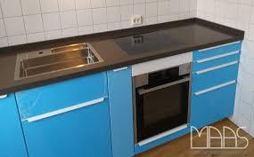 düsseldorf ikea küche mit 5003 piatra grey caesarstone