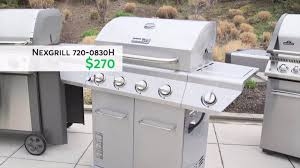Gas grills that sizzle for summer