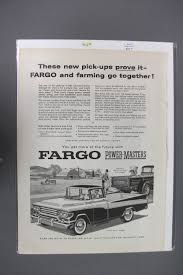 Other 106 Fargo Trucks May 1958 | Etsy Wood Chipper Not Included 1966 Fargo A100 Pair Dodge Wc Series Wikipedia Truckfax Dodges And Fargoslong Gone From The Big Truck Scene 1950 Chrysler Strange Brew A Dropped And Chopped Hot 41958 Intertional Truck Australia Ar Series Windscreen New Glass 1959 Pickup Trucks Pinterest Trucks Eye Candy The Star Tasmian Transport Museum Buses Fargo Myn Blog Blue Recent Paint 1969 Pickup Camper Special Vintage
