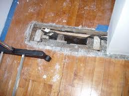 Fix Squeaky Floors From Basement by Best 25 Repair Floors Ideas On Pinterest Concrete Floor Repair
