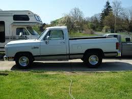 100 1988 Dodge Truck Tm1987 100 Pickup Specs Photos Modification Info At