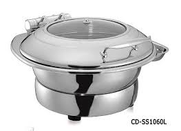 Stainless Steel Hydraulic Induction Electric Buffet Chafing Dish