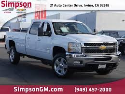 100 Guaranty Used Trucks Chevrolet Silverado 2500 For Sale In Mission Viejo CA 92691