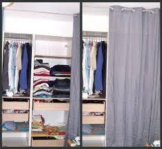 rideaux pour placard de chambre rideau placard chambre rideaux pour