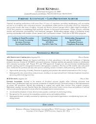 Resume Examples For Science Majors