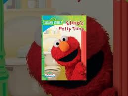 Sesame Street Elmo Adventure Potty Chair Video by Sesame Street Elmo U0027s Potty Time Youtube
