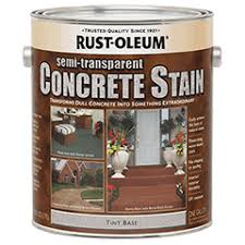 Rust Oleum Decorative Concrete Coating Sahara by Concrete Stain Tint Base Product Page