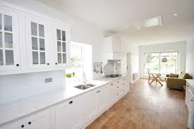 charm white subway tile kitchen home design ideas