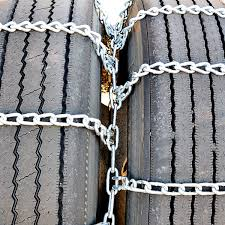 100 Truck Tire Chains Titan DualTriple On Road SnowIce 55mm 2457517