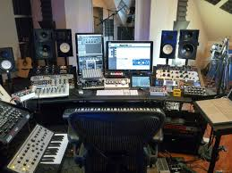 Recording Studio Photo Gallery