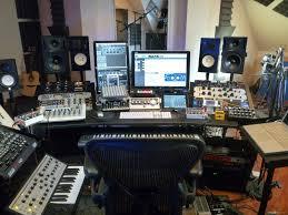 Recording Studio Photo Gallery