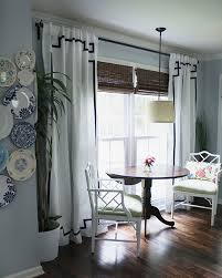 Restoration Hardware Estate Curtain Rods by Seasonal Switches Refresh Your Window Treatments For An Easy Fall