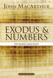 Exodus And Numbers Macarthur Bible Study Series