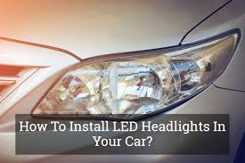 How To Install LED Headlights In Your Car? (Aug, 2018) Stedi 7 Inch Iris Led Headlight Motorbike Truck Jeep Wrangler Harley Ece Right Hand Traffic Round 2 Diode Led Lights For Trucks Headlights Lamps Ideas Lllspg9006 9006 Headlight Bulbs With Blue Glow Light Lifetime 2015 Ford F150 Platinum Raptor Upgrade Kit Kc Hilites Gravity Single Trux Accsories 5 34 575inch W Light Bar Corvettes Chevelles 5672018fdf150bixenonhidretfitledprojector Upgrading Your Sealed Beam Halogen Versus The Drive