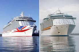 p o cruises vs royal caribbean u k cruise critic