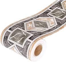 yoillione tapete bordüre selbstklebend bordüren breit