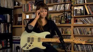 Angel Olsen Tiny Desk Concert GIF by NPR Find & on GIPHY
