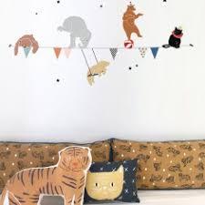 stickers chambre enfants stickers muraux chambre bébé et enfant berceau magique