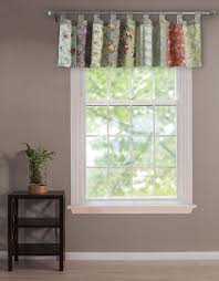 Window Art Tier Curtains And Valances by Amazon Com Greenland Home Blooming Prairie Window Valance Home