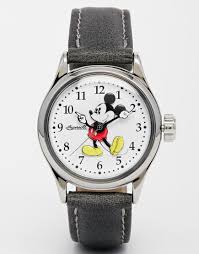Mickey Mouse Bathroom Set Uk by Image 1 Of Disney Black Classic Mickey Mouse Watch Watch