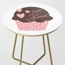 Love Is Sweet Cupcake Side Table By Katfourphoto The Frosted Chick Bakery Darn Delicious Dessert Tables Vanilla Cupcake Tina Villa Inflated Decor Inflatable Cupcake Chair Table Set With Cake And Cupcakes For Easter Brunch Suar Wood Solid Slab German Ding Table Sets Fniture Luxury With Chairs Buy Luxurygerman Fnituresuar Jasmines Desk Queen Flickr 6 Color 12 Inch Iron Metal Round Cake Stand Rustic Cupcake Stand Large Amazoncom Area Carpetdelicious Chair Pads 2 Piece Set Colorful Pops On Boy Sitting At In Backery Shop Sweets Adstool Chairs