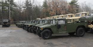 Federal Agency Gives New Life To Surplus Equipment | Article | The ... How Surplus Military Trucks And Trailers Continue To Fulfill Their You Can Buy Your Own Humvee Maxim Seven Vehicles And Should Actually The Drive Kosh M1070 Truck For Sale Auction Or Lease Pladelphia M113a Apc From Find Of The Week 1988 Am General Autotraderca Sources Cluding Parts Heavy Equipment Soft Top 5 Ton 5th Wheel Tractor 6x6 Cummins 6 German 8ton Halftrack Tops 1 Million At Military Vehicl Tons Equipment Donated To Police Sheriffs Startribunecom