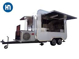 Best Concession High Standard Fast Food Airstream Used Food Trucks ...