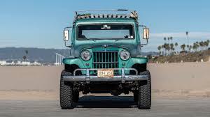 100 Willys Jeep Truck 1962 Station Wagon Restomod Photo Gallery Autoblog