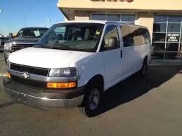 Used Chevrolet 15 Passenger Van