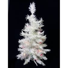 4ft Pink Pre Lit Christmas Tree by Mark Roberts 6 5 Pre Lit Led Musical Snowing Artificial Christmas
