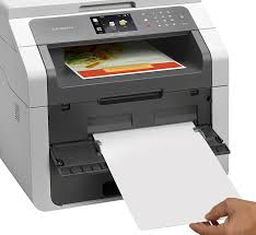 Amazon Brother Wireless Digital Color Printer with