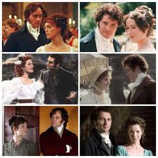 Which Elizabeth Darcy Pairings Are Closest In Ages To Their Pride And Prejudice Book Counterparts