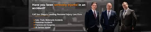 San Diego Personal Injury Attorneys. Call Us Today 619-752-2217