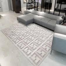 high end moderne marke doppel ff hohe und niedrigen haar importiert wolle plus seide wohnzimmer teppich schlafzimmer teppich kann angepasst werden