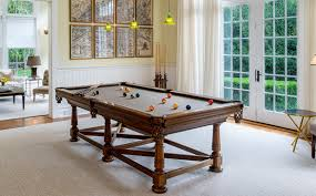 Rustic Natural Reclaimed Style Pool Tables