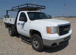 2009 GMC Sierra 3500HD Flatbed Pickup Truck   Item DD5853   ... Syndromes09 2009 Gmc Sierra 1500 Regular Cabs Photo Gallery At Used Denali Dave Delaneys Columbia Serving Khyber Motors Ltd Wmz Auto Sales Sierra 4x4 Extended Cab All About Cars Slt 4x4 Cuir Extd For Sale In Reviews And Rating Motor Trend Preowned C5500 Van Body Near Milwaukee 188261 Badger Standard Sold2009 Slt Crew Black 39k Gm Certified Wollert Automotive 53 Cc Sb