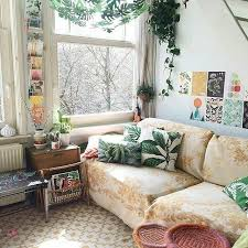 Boho Living Room With Plants An Awesome Couch Cottage Life