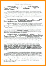 Business Consulting Agreement Template Free Sample Contract Development Consultant