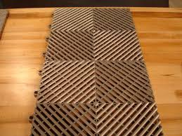 Best Type Of Flooring Over Concrete by Workshop Flooring Options Diy