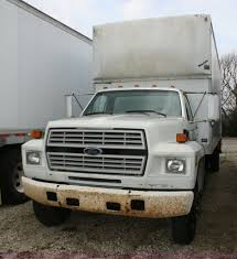 1987 Ford F700 Box Truck With Lift Gate | Item 4685 | SOLD! ... 2015 Used Hino 268 25950lb Gvwr Under Cdl24ft Box Liftgate At 2018 Isuzu Nprhd 16 Ft Van Truck For Sale 589521 Trucks 2001 Intertional 4700 Box Truck 22ft Power Lift Gate Diesel Liftgates Nichols Fleet Penske Rental Intertional 4300 Morgan With For Sale In Wisconsin Commercial Straight For Sale On Van Trucks N Trailer Magazine Arizona Sales Llc F Series Ftr 26 Box And Liftgate Dock High Dovell