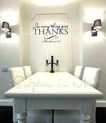 Dining Room Wall Decor Diy Simple